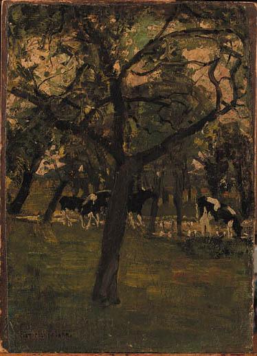 Piet Mondriaan (1872-1944)