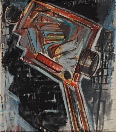 Ren Daniels (b.1950)