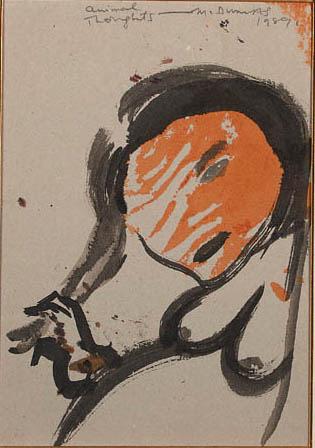 Marlne Dumas (b. 1953)