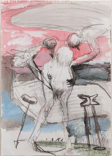 Siegfried Anzinger (b.1953)