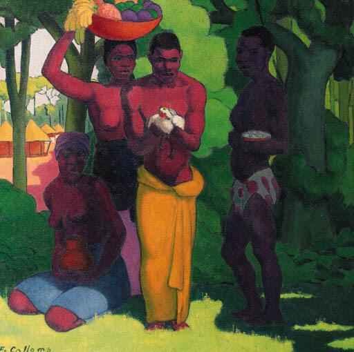 Fernand Collomb (1902-1981)