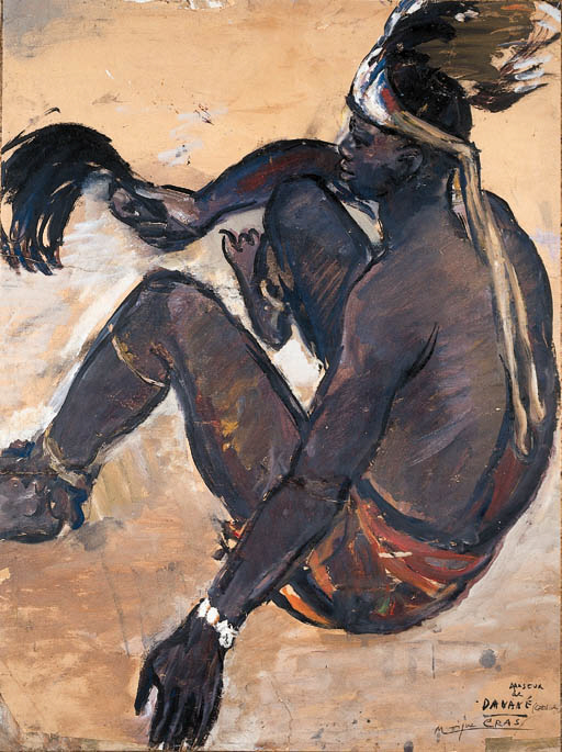 Monique Cras (b. 1910)