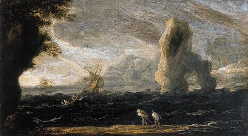 Jan de Momper (active circa 16