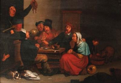 M.D. Hout (active 17th century