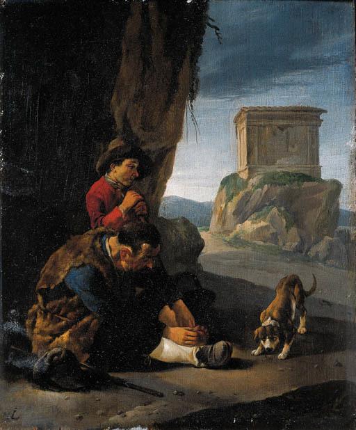 Johannes Lingelbach (1622-1674