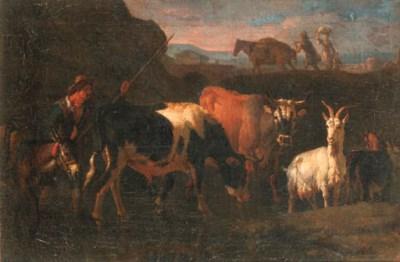 Pieter van Bloemen, called Sta