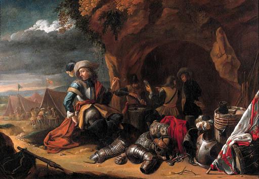 Jan Baptist Tyssens (circa 166