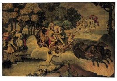 Manner of Gerard de Lairesse