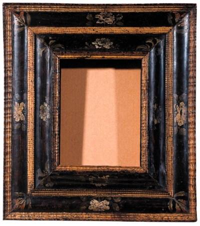 An Italian 17th Century ebonis