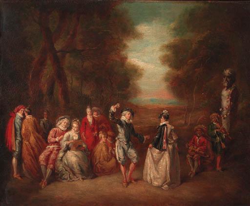 Manner of Jean Baptiste Pater