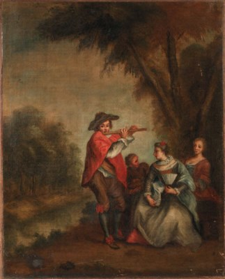 Manner of Nicolaes Lancret