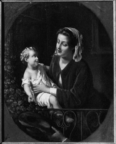 Follower of Johann Friedrich A