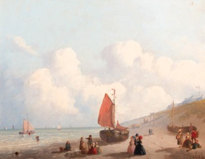 Joseph Bles (1825-1875)