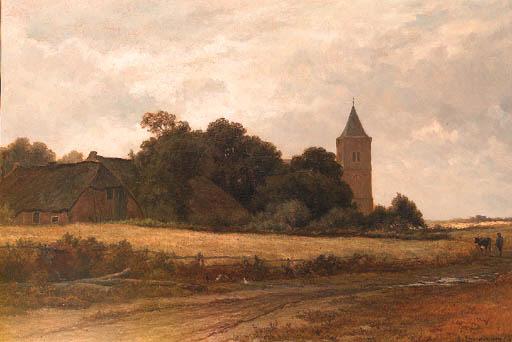 Adrianus van Everdingen (1832-