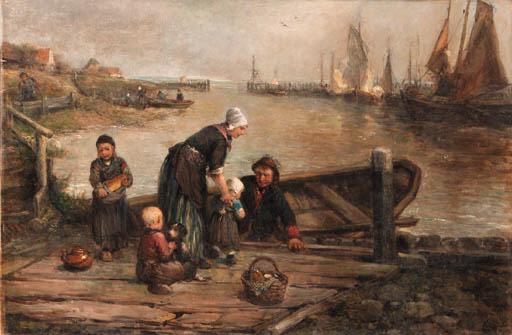 Mari ten Kate (1831-1910)