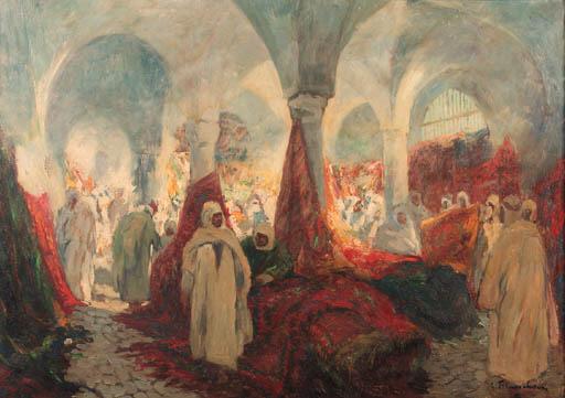 Gustave Flasschoen (1868-1940)