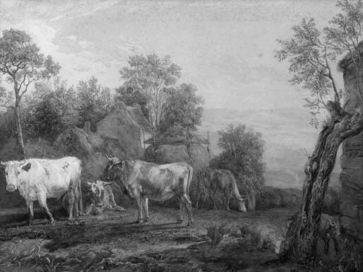 Willem Maris (1844-1910) (afte