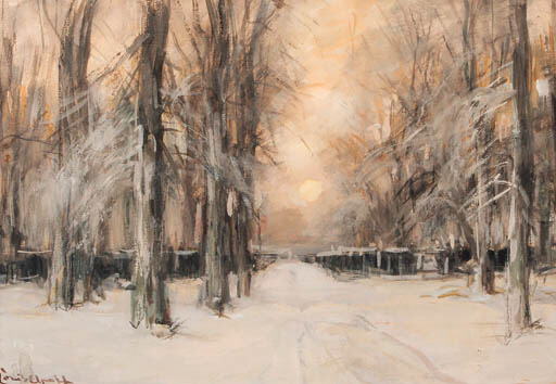Louis Apol (1850-1936)