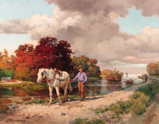 Pieter Haaxman (1854-1937)