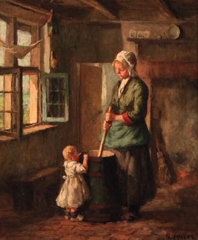 Arend Hijner (1866-1916)