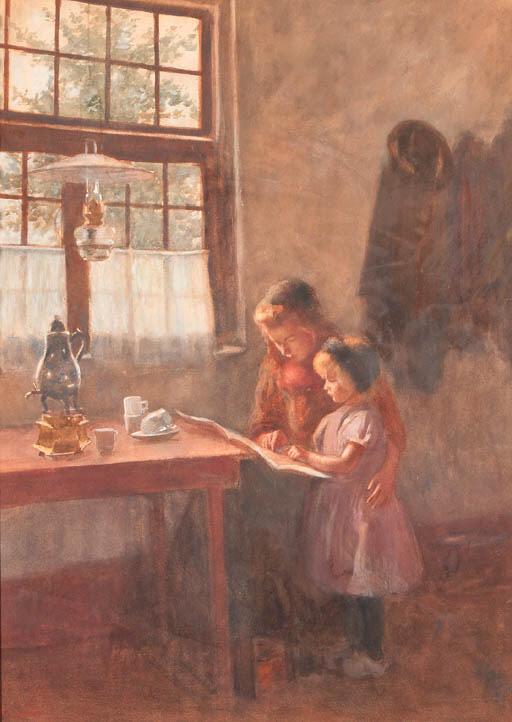Heinrich Martin Krabb (1868-19