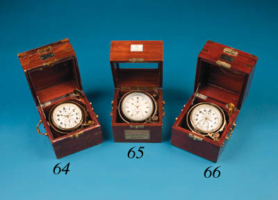 A two-day marine chronometer