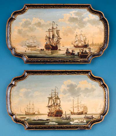 H. Bakker (active 1782)