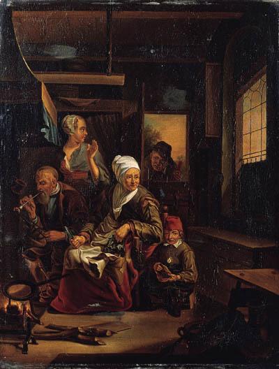 After Cornelis Visscher