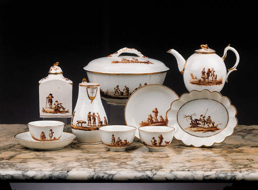 a loosdrecht tea service