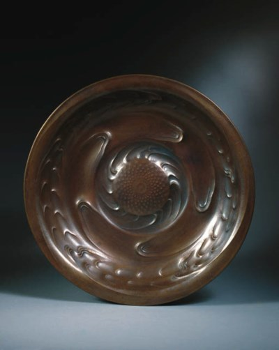 'Wiel van Vishnu', a patinated