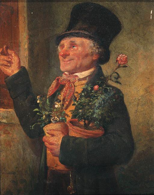 Ferdinand De Braekeleer Sen. (