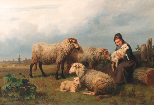 Edmond Tschaggeny (1818-1873)