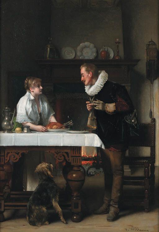 Florent Willems (1823-1905)