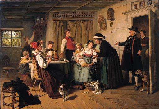 Thodore Gerard (1829-1902)