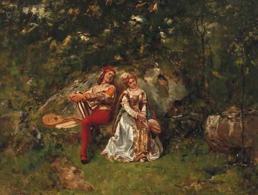Auguste Serrure (1825-1903)
