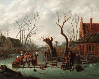 Christoffel Wst (1801-1853)