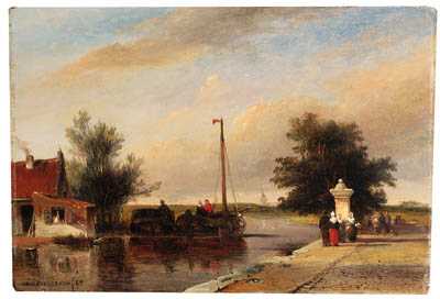 Jan Weissenbruch (1822-1880)