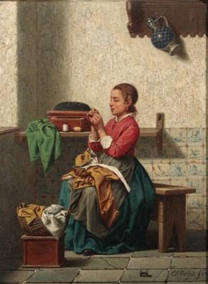 Carel Jozeph Grips (1825-1920)