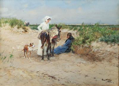 Hugo Mhlig (1854-1929)