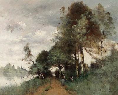 Paul Dsir Trouillebert (1829-1