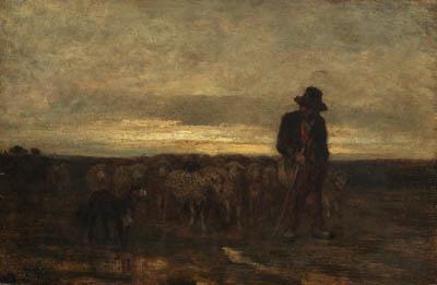 Constant Troyon (1810-1865)