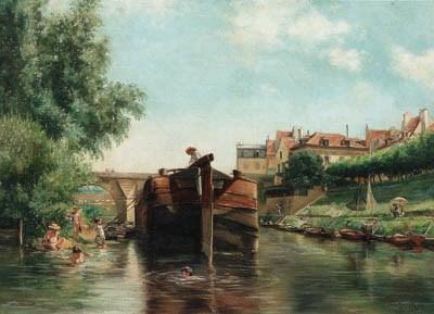 Charles Meissonier (1848-1917)