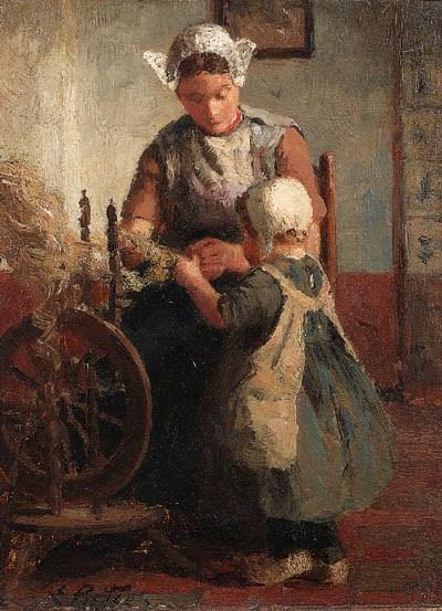 Evert Pieters (1856-1932)