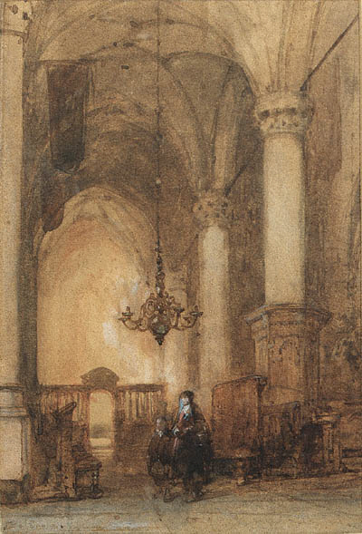 Johannes Bosboom (1817-1891)