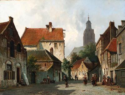 Adrianus Eversen (1818-1897)