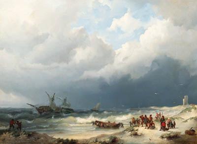 Hermanus Koekkoek Sen. (1815-1