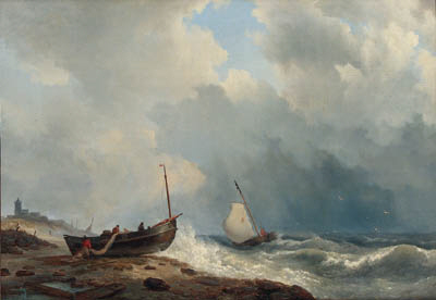 Hermanus Koekkoek Sen. (1815-1