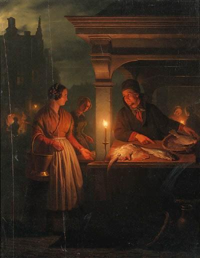 Petrus van Schendel (1806-1870