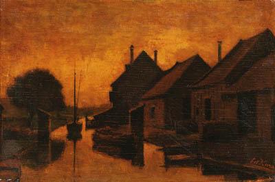 Eduard Karsen (1860-1941)