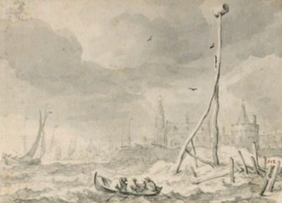 Allaert van Everdingen (1621-1